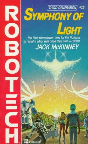 Symphony of Light (#12) by Jack McKinney