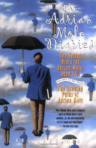 The Adrian Mole Diaries (Adrian Mole #1-2)