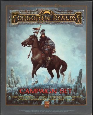 The Forgotten Realms by Ed Greenwood