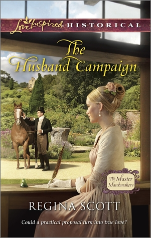 The Husband Campaign by Regina Scott