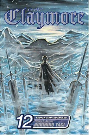 Claymore, Vol. 12 by Norihiro Yagi