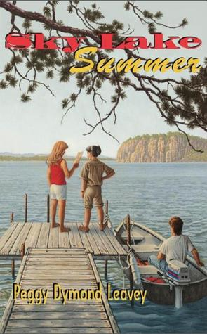 Sky Lake Summer by Peggy Dymond Leavey