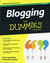 Blogging for Dummies 5th Edition 2014