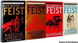 The Riftwar Saga by Raymond E. Feist