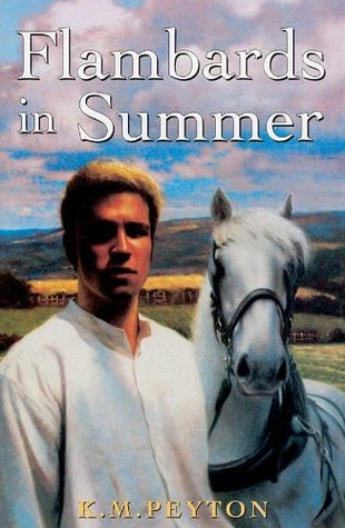 Flambards in Summer by K.M. Peyton