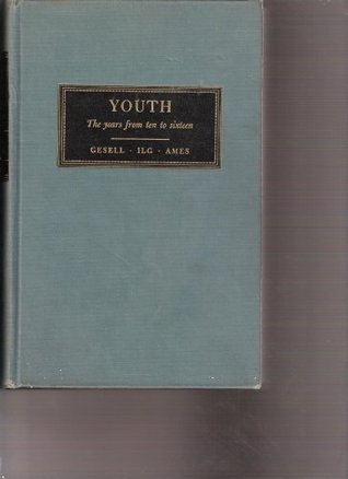 Youth: The Years From Ten to Sixteen