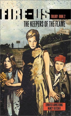 The Keepers of the Flame (Fire-us, #2)