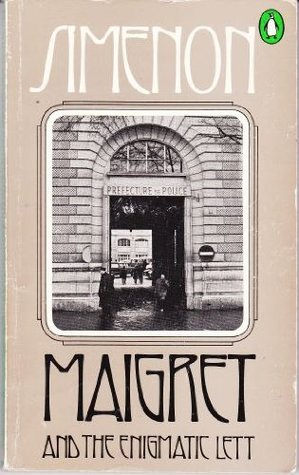 Maigret and the Enigmatic Lett by Georges Simenon