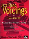 Jazz Piano Voicings - Transcribed From Volume 55 'Jerome Kern'
