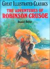 The Adventures of Robinson Crusoe by Malvina G. Vogel