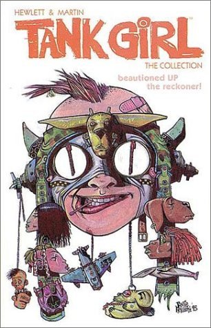 Tank Girl The Collection by Alan Martin