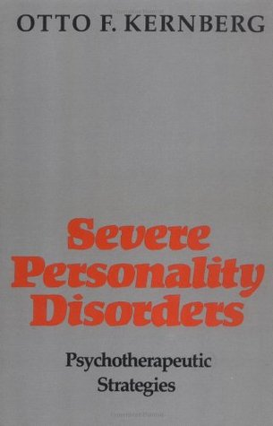 Severe Personality Disorders: Psychotherapeutic Strategies