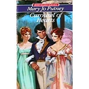 Carousel of Hearts by Mary Jo Putney