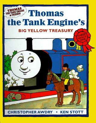 Thomas the Tank Engine's Big Yellow Treasury (Thomas the Tank Engine & Friends Series)