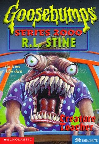 Creature Teacher by R.L. Stine