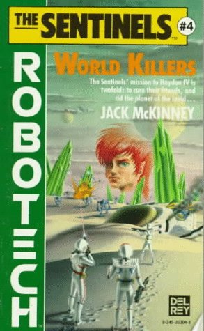 World Killers by Jack McKinney