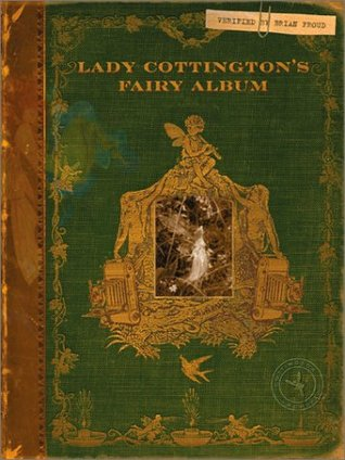 Lady Cottington's Fairy Album by Brian Froud