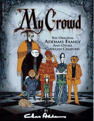 My Crowd by Charles Addams