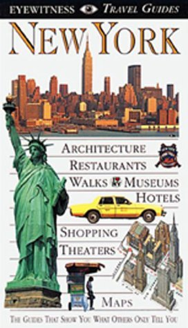 Eyewitness Travel Guide to New York by Eleanor Berman