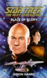 Blaze of Glory (Star Trek: The Next Generation #34)