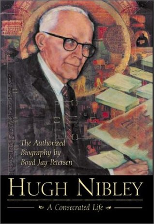 Hugh Nibley by Boyd Jay Petersen