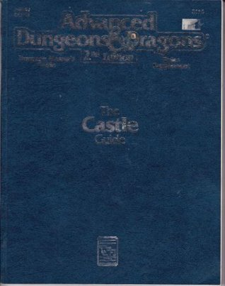 Castle Guide (Advanced Dungeons & Dragons, 2nd Edition, Dunge... by Grant Boucher