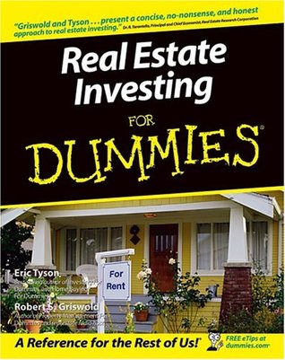 Real Estate Investing For Dummies (For Dummies by Eric Tyson