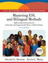 Mastering ESL and Bilingual Methods: Differentiated Instruction for Cultural and Linguistically Diverse (CLD) Students (with MyEducationKit) (2nd Edition) (MyEducationKit Series)