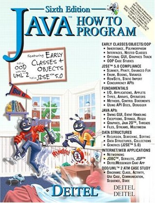 Java How to Program by Harvey M. Deitel