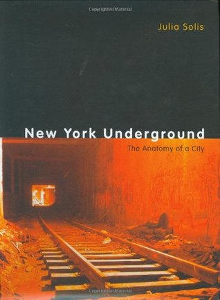 New York Underground by Julia Solis
