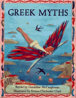 Greek Myths by Geraldine McCaughrean