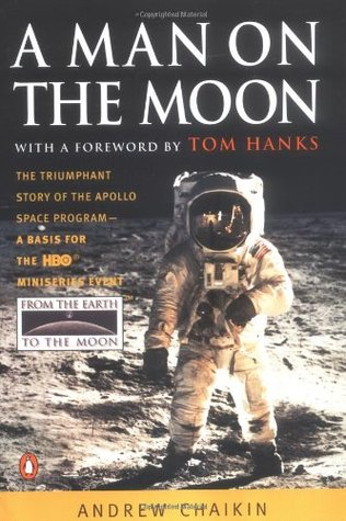 A Man on the Moon by Andrew Chaikin