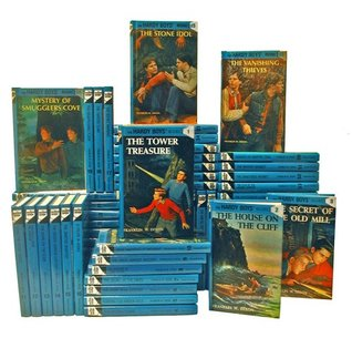 Hardy Boys Complete Series Set Books 1-66 by Franklin W. Dixon