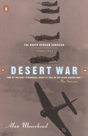 Desert War by Alan Moorehead