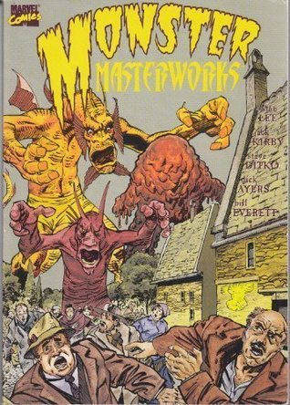 Monster Masterworks by Stan Lee