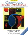 Content Area Reading and Literacy: Succeeding in Today's Diverse Classrooms (5th Edition)