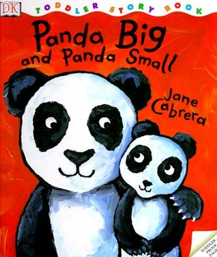 Toddler Story Book by Jane Cabrera