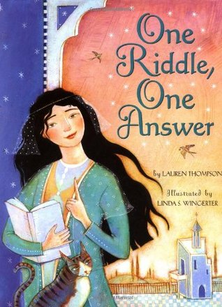 One Riddle, One Answer by Lauren Thompson