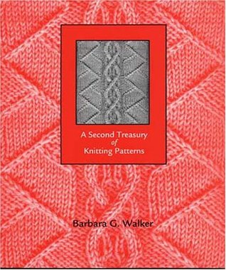 Second Treasury of Knitting Patterns by Barbara G. Walker