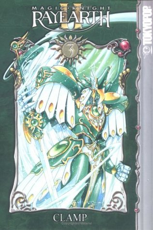 Magic Knight Rayearth II, Vol. 03 by CLAMP
