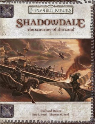 Shadowdale by Richard Baker