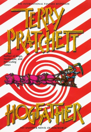 Hogfather by Terry Pratchett