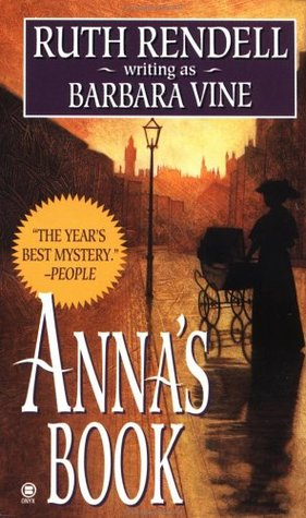 Anna's Book by Barbara Vine