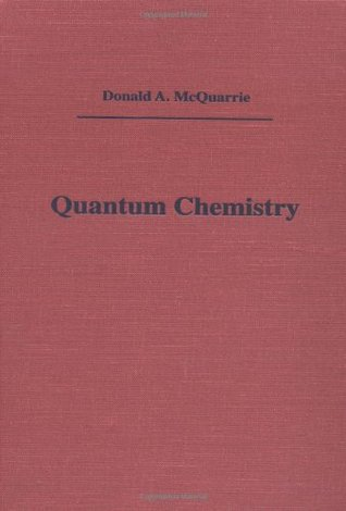 Quantum Chemistry (Physical Chemistry Series)