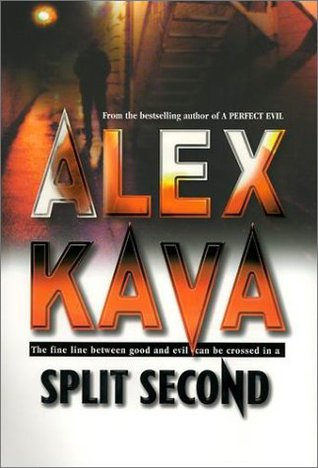 Split Second (Maggie O'Dell, #2)
