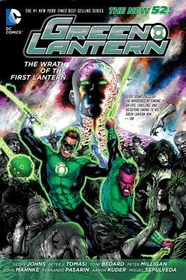 Green Lantern: Wrath of the First Lantern,