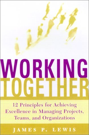 Working Together by James P. Lewis