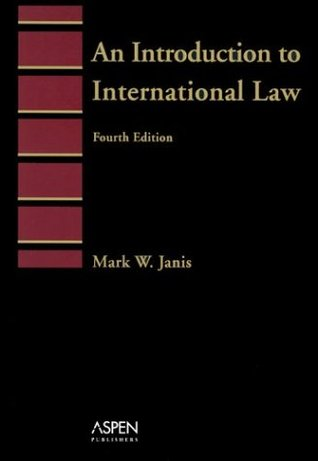 An Introduction to International Law (Introduction to Law Series)