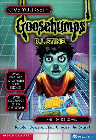 Zombie School by R.L. Stine