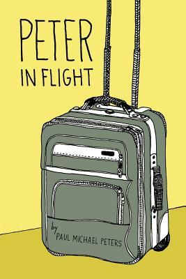 Peter in Flight by Paul Michael Peters